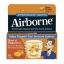 Airborne วิตามินสมุนไพร21ชนิด เม็ดฟู่จากUSA ใช้ทานป้องกันหวัด เสริมภูมิคุ้มกันทันที เมื่อไปรพ.หรือคนแออัด หรือไป ตปท.( หลอด10เม็ด รสส้ม) exp.09/2017 หมด thumbnail 1