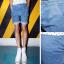 กางเกงผู้ชาย   กางเกงยีนส์ชาย กางเกงยีนส์ขาสั้น แฟชั่นเกาหลี thumbnail 1