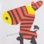 ชุดเสื้อยืดสกรีนลายม้าลาย + กางเกง (สีส้ม ผ้าดีค่ะ) thumbnail 14