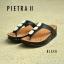 **พร้อมส่ง** PIETRA II : Black : Size US 8 / EU 39