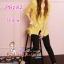 ใหม่#SKINNYฮิตฮอตแฟชั่นเกาหลีเก๋สุดๆ PB182 ClassicSkinny กางเกงสกินนี่ Skinny ผ้ายืดเนื้อหนา ผ้านิ่ม รุ่นนี้ทรงสวย ใส่สบาย ไม่มีไม่ได้แล้ว สีดำ ไซส์ M thumbnail 1