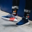 PRE ODER adidas Originals NMD_R2 PK - Trainers - collegiate navy/white thumbnail 1