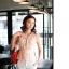 เสื้อทำงานผู้หญิงแขนสั้น ผ้าชีฟอง สีชมพู thumbnail 10