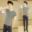เสื้อผ้าผู้ชาย   เสื้อโปโลผู้ชาย Polo Shirt เสื้อPOLO แฟชั่นเกาหลี thumbnail 1