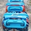(16 นิ้ว) กระเป๋าเดินทางล้อลากโพลี่คาบอนเนตเนื้อเงา 4 ล้อมุนได้รอบทิศ 360 องศา (ส่งฟรีธรรมดา / ems. 150 บ.) thumbnail 4
