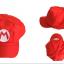 หมวกมาริโอ้ Mario hat thumbnail 1