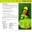 แพทเทิร์นตุ๊กตาถักเจ้าหญิงเทียน่า (Amigurumi Tiana Princess Pattern) thumbnail 2