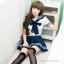 ชุดนอนซีทรูคอสเพลย์นักเรียนสาวสวยญี่ปุ่นยูนิฟอร์มนักเรียนพร้อมส่งผ้าดีมาก thumbnail 5