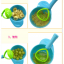 ชุดชาม บด อาหารเด็ก + ด้ามบดอาหาร สีเขียว thumbnail 5