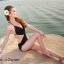 ชุดว่ายน้ำบิกินนี่ สีดำแบบสวยมากกำลังอินเทรนด์ตอนนี้ดาราก็ใส่กันค่ะ thumbnail 5