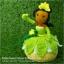 แพทเทิร์นตุ๊กตาถักเจ้าหญิงเทียน่า (Amigurumi Tiana Princess Pattern) thumbnail 5