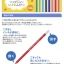 [พร้อมส่ง กล่องชมพู กล่องฟ้า] Colorpen ใหม่! ดินสอสี / สีไม้ ลบได้ นำเข้าจากญี่ปุ่น มี 12 สี เหมาะกับน้องๆมากค่ะ ห้างขาย 650- product icon thumbnail 2