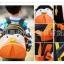 (ม้าลาย) กระเป๋าเป้งาน zoo pack พิเศษรุ่นซิปเป็นรูปสัตว์ตามแบบกระเป๋าค่ะ thumbnail 8