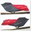ฝากระเป๋า KR-R ซ้าย - ขวา สีแดง