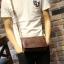 กระเป๋าผู้ชาย   กระเป๋าหนังแฟชั่นชาย กระเป๋าสะพายข้าง แฟชั่นเกาหลี thumbnail 1