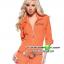 ชุดตำรวจหญิงสีส้ม ชุดแฟนซี ชุดคอสเพลย์ ชุดแฟนซีเครื่องแบบ ชุดแฟนซีอาชีพในฝัน ชุดทหาร ชุดกะลาสี ชุดทหารเรือ thumbnail 1