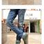 รองเท้าผู้ชาย | รองเท้าแฟชั่นชาย รองเท้าหนัง แฟชั่นเกาหลี thumbnail 6
