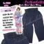 ไซส์40 เอาใจสาวอวบ #สกินนี่เอวสูงที่กำลังฮิต# PB889 Highwaist๋JeanSkinnyกางเกงสกินนี่ 5 ส่วนเอวสูงเก็บหน้าท้องดีสวยยีนส์ฟอกผ้ายืดญี่ปุ่น สียีนส์เข้ม thumbnail 1