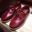รองเท้าผู้ชาย   รองเท้าแฟชั่นชาย Red Boat Shoe หนังฟอก CCO ทำจากหนังวัวแท้ thumbnail 1
