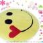เบาะรองนั่งแฟนซี-พระจันทร์ยิ้ม-สีเหลือง thumbnail 1