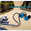 Baroque INEAR MOD With MIC (BLUE) thumbnail 2