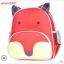(จิ้งจอก) กระเป๋าเป้ zoo pack พิเศษรุ่นซิปเป็นรูปสัตว์ตามแบบกระเป๋าค่ะ thumbnail 1