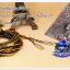 สายหูฟังเกรดพรีเมี่ยม เพียวทองแดง 5N ถัก8 คุณภาพเยียม (MMCX) (Drak Sun) thumbnail 2