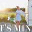 (2 ตัวคละแบบ 320.-) ATA467-212#547 ฟรีไซส์สาวอวบใส่ได้ Island Paradise Color Trend เสื้อลายริ้วเล็ก คอพับเก๋ ใส่แบบเฉียงๆ มีโบผูกที่เอว แต่งกระดุมด้านข้างเสื้อ thumbnail 3