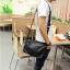 กระเป๋าผู้ชาย | กระเป๋าหนังแฟชั่นชาย กระเป๋าสะพายข้าง แฟชั่นเกาหลี thumbnail 1