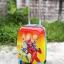 (16 นิ้ว) กระเป๋าเดินทางล้อลากโพลี่คาบอนเนตเนื้อเงา 4 ล้อมุนได้รอบทิศ 360 องศา (ส่งฟรีธรรมดา / ems. 150 บ.) thumbnail 1