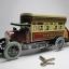ของเล่นโบราณ รถบัส 2 ชั้น สีแดงไขลาน thumbnail 1