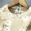 ชุด 2 ชิ้น เสื้อ+กระโปรงผ้าลูกฟูก (สีน้ำตาล) thumbnail 4