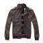 เสื้อผ้าผู้ชาย | เสื้อแจ็คเก็ตผู้ชาย เสื้อแจ็คเก็ตหนัง แฟชั่นเกาหลี thumbnail 2