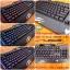 "USB Keyboard ""NUBWO"" (NK-11) Black (ปรับไฟได้ 3 สี) thumbnail 1"