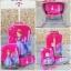 กระเป๋าล้อลากลายการ์ตูน Set 3 ชิ้น เหมาะกับน้อง ๆ ลากไปโรงเรียน หรือสำหรับเดินทาง 2-3 วัน (ส่งฟรี) / ems. ชุดละ 150 บ. thumbnail 1