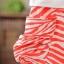 ชุดเสื้อยืดสกรีนลายม้าลาย + กางเกง (สีส้ม ผ้าดีค่ะ) thumbnail 15