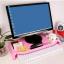 ชั้นวางจอคอม พร้อมวางของอเนกประสงค์หน้าจอคอมพิวเตอร์ Multi-function Keyboard Shelfฟังก์ชั่น thumbnail 7