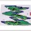 สติ๊กเกอร์ DIO-ZX ปี 2001 ติดรถสีเขียว thumbnail 1
