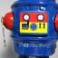 หุ่นยนต์สังกะสีไขลาน Roby Robot พ่นไฟ thumbnail 3
