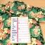 ส่ง:เสื้อปกฮาวายลายดอกสดใสผ้าสปันนิ่มใส่สบาย/อก38 thumbnail 2