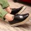 รองเท้าผู้ชาย | รองเท้าแฟชั่นชาย รองเท้าหนังแก้ว แฟชั่นเกาหลี thumbnail 1