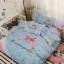ชุดผ้าปูที่นอนเกรดพรีเมี่ยม ขนาด 6 ฟุต 6 ชิ้น (ส่งฟรี) ) thumbnail 2