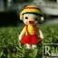 แพทเทิร์นตุ๊กตาถัก มารูโกะ thumbnail 3