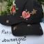สินค้าพร้อมส่ง MLB KOREA CAP YANKEE สีดำ งานปักของแท้จากเกาหลี thumbnail 3