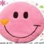 เบาะรองนั่งแฟนซี-พระจันทร์ยิ้ม-สีชมพู thumbnail 1