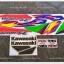 สติ๊กเกอร์ VICTOR-SE ปี 98 ติดรถสีเขียว