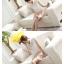 เสื้อทำงานแขนสั้นสีขาวน่ารักๆ ผ้าใส่สบาย thumbnail 15