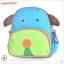 (หมาน้อย) กระเป๋าเป้ zoo pack พิเศษรุ่นซิปเป็นรูปสัตว์ตามแบบกระเป๋าค่ะ thumbnail 1