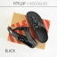 * NEW * FitFlop : BOOGALOO : Black : Size US 5 / EU 36