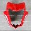 หน้ากาก SONIC-NEW สีแดง
